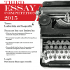 Third Essay Competition_ Women's Leadership Club_May 2015