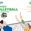 Invitation to be part of Women Volleyball Team