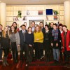 Conflict Resolution Club visits the Mayor of Tirana