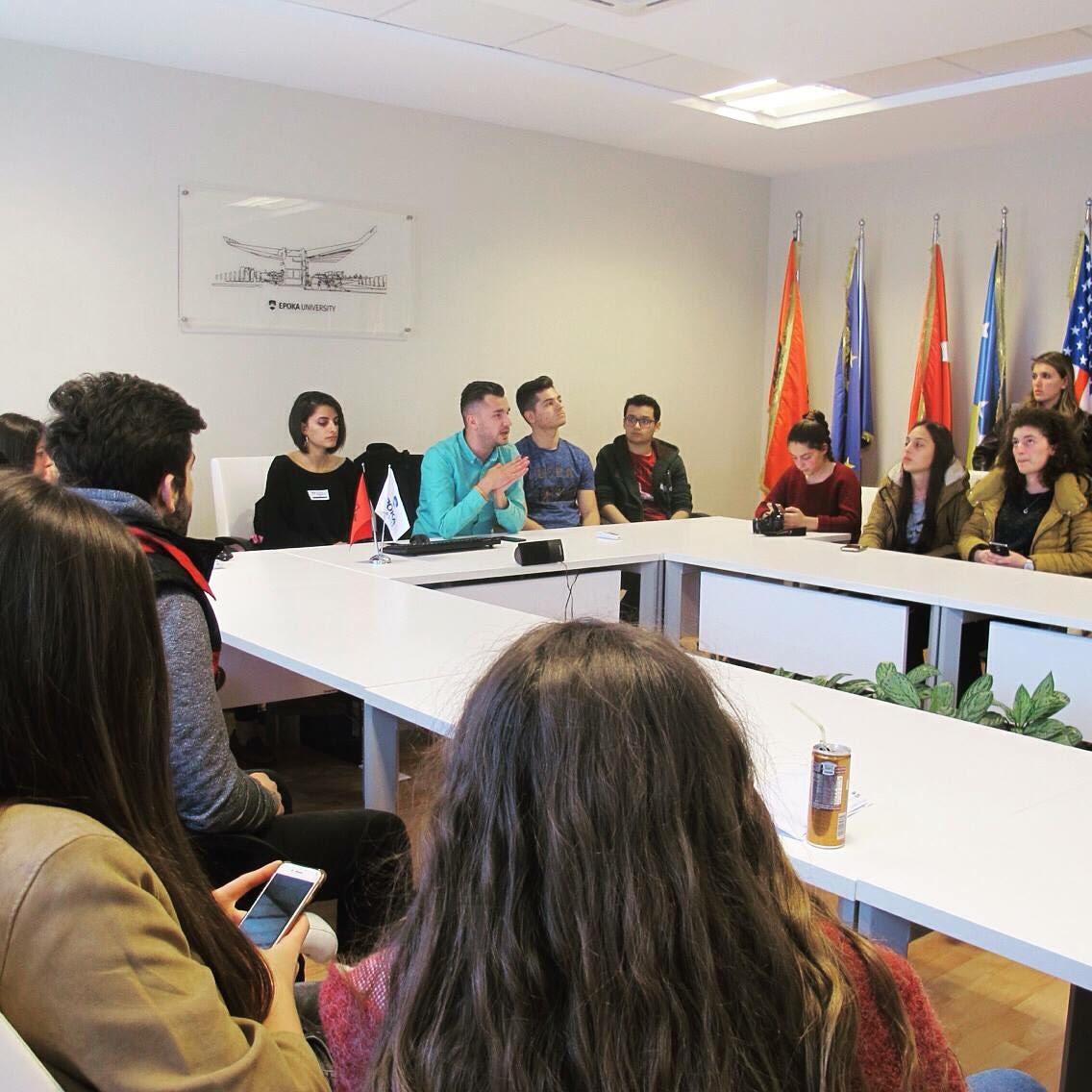 Career Planning Day | Epoka University Clubs